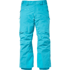 Marmot Freerider Pantalones Hombre, Turquesa